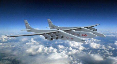 Πρώτη δοκιμαστική πτήση του Stratolaunch, του μεγαλύτερου αεροπλάνου στον κόσμο