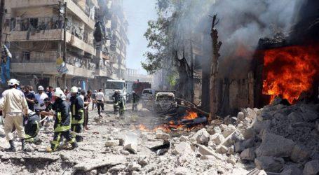 Τουλάχιστον 11 νεκροί σε επίθεση με ρουκέτες στο Χαλέπι