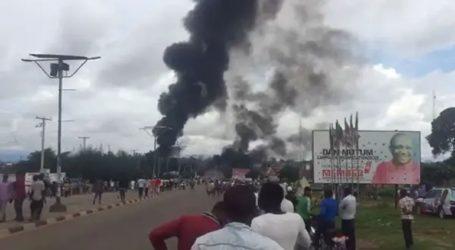 12 νεκροί εξαιτίας έκρηξης βυτιοφόρου με καύσιμα