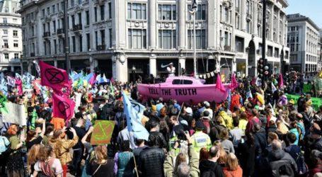 Βρετανία: Διαδηλώσεις για την κλιματική αλλαγή