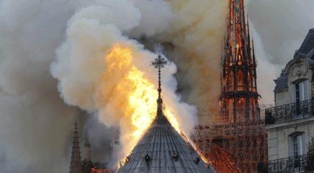 Στο πλευρό της Γαλλίας για την αποκατάσταση του ναού η UNESCO