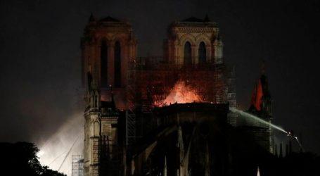 Σώθηκε από ολική καταστροφή το οικοδόμημα του ναού