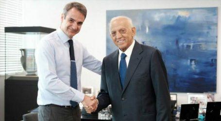 Ο Διονύσης Χατζηδάκης υποψήφιος βουλευτής στο Νότιο Τομέα της Β' Αθηνών