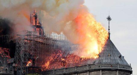 Ράντεφ και Μπορίσοφ εκφράζουν θλίψη για την καταστροφή στην Παναγία των Παρισίων