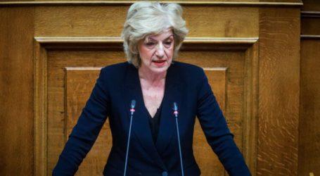Έναρξη διαλόγου για εμπορικά σήματα ζητεί από επιχειρηματικούς φορείς η Σ. Αναγνωστοπούλου