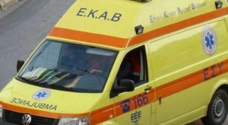 Τροχαίο με δύο νταλίκες στην Εγνατία Οδό- Νεκρός ο ένας οδηγός