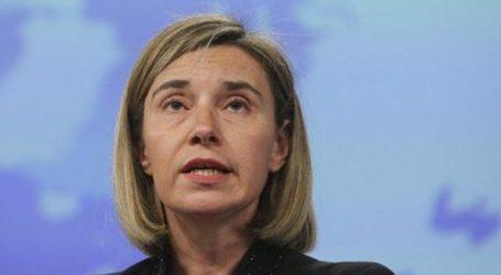 Την επανέναρξη της επιχείρησης Sophia στη Μεσόγειο ζητά η Φ. Μογκερίνι