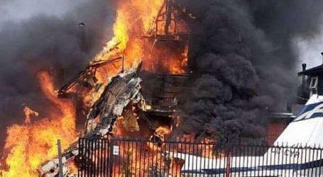 Χιλή: Μικρό αεροσκάφος έπεσε σε σπίτι