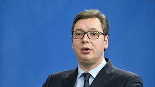 Στη Σερβία θα ασκηθούν πιέσεις για να αναγνωρίσει το Κόσοβο, δήλωσε ο Αλ. Βούτσιτς