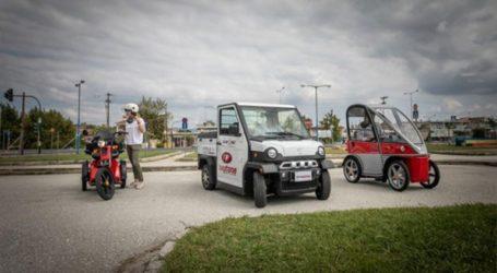 Ηλεκτροκίνητα οχήματα για το κοινό θα διαθέτει ο Δήμος Τρικκαίων