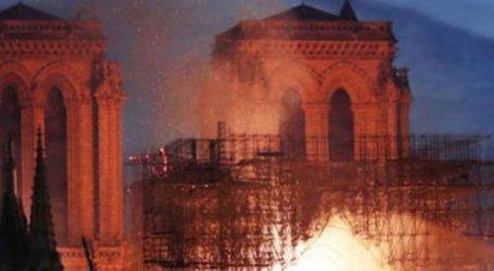 Διεθνή αρχιτεκτονικό διαγωνισμό θα διεξαγάγει το Παρίσι για την ανακατασκευή του βέλους της Nοτρ Νταμ