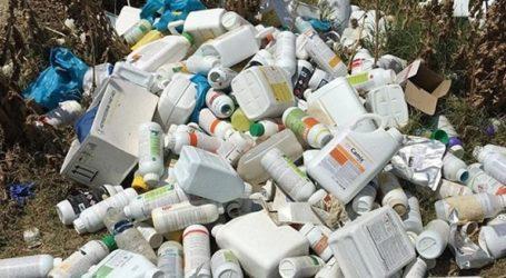 Μεγάλο πρόβλημα οι κενές συσκευασίες από φυτοφάρμακα