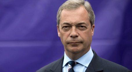 Φαβορί το κόμμα «Brexit» του Νάιτζελ Φάρατζ στις ευρωεκλογές