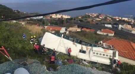 Πορτογαλία: Ανατροπή τουριστικού λεωφορείου – Τουλάχιστον 28 νεκροί