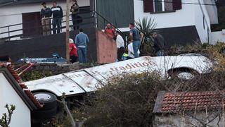 Στους 29 νεκρούς αυξήθηκε ο απολογισμός του τροχαίου στη Μαδέρα