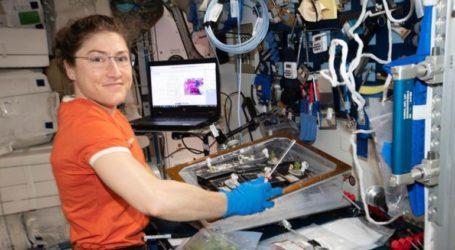 H Κριστίνα Κοχ θα σπάσει το παγκόσμιο ρεκόρ παραμονής μιας γυναίκας στο διάστημα