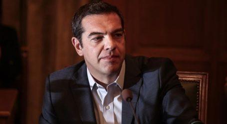 Στην Καλαμάτα θα μιλήσει το βράδυ ο Αλ. Τσίπρας