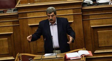 Ολοκληρώθηκε η ακρόαση του Π. Πολάκη ενώπιον της Επιτροπής Δεοντολογίας