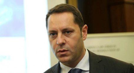 Δεκτή έγινε από τον πρωθυπουργό η παραίτηση του υφυπουργού Οικονομίας Μανόλεφ