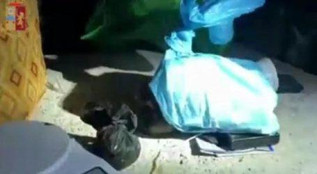Συνελήφθη 42χρονος που έκρυβε ναρκωτικά σε νεκροταφείο
