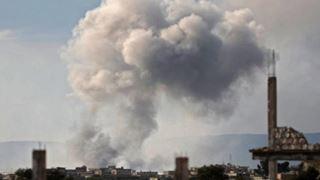 Νεκροί δέκα άμαχοι σε βομβαρδισμό με ρουκέτες στην Ιντλίμπ
