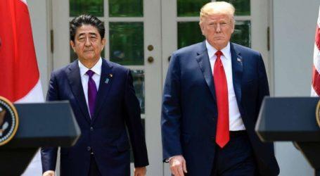 Συνάντηση Τραμπ – Άμπε στο Τόκιο στα τέλη Μαΐου