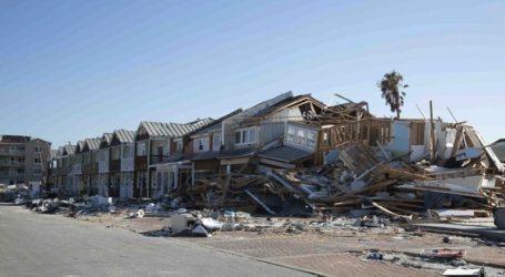 Ο τυφώνας Μάικλ, ο ισχυρότερος που έπληξε τις ΗΠΑ τα τελευταία 27 χρόνια
