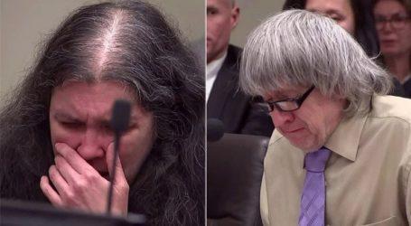 Ισόβια κάθειρξη στους γονείς που κρατούσαν αλυσοδεμένα τα 13 παιδιά τους