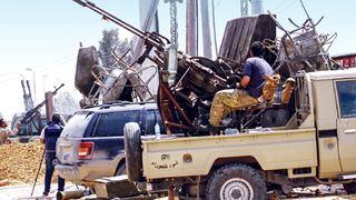 Τουλάχιστον 213 νεκροί στις εχθροπραξίες στην Τρίπολη