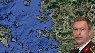 Αποστρατικοποίηση των νησιών του Αιγαίου ζητά η Τουρκία