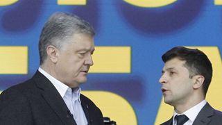 εκλογές: Με debate στο Ολυμπιακό Στάδιο του Κιέβου έκλεισε η προεκλογική εκστρατεία