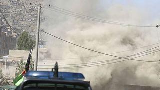 Επτά νεκροί από την επίθεση βομβιστή στο υπουργείο Επικοινωνιών
