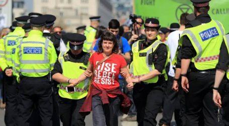 Συνελήφθησαν περισσότεροι από 750 ακτιβιστές της οργάνωσης Extinction Rebellion