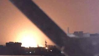Αεροπορικές επιδρομές τη νύχτα στην Τρίπολη