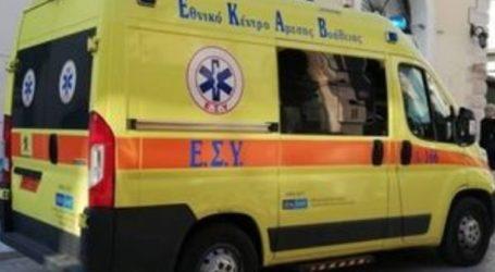 Προσφυγόπουλο καταπλακώθηκε από μεταλλική πόρτα και τραυματίστηκε θανάσιμα