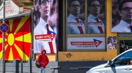 Μικρό προβάδισμα του Στέβο Πεντάροφσκι στις προεδρικές εκλογές