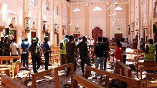 Μακελειό στη Σρι Λάνκα ανήμερα του Πάσχα των Καθολικών