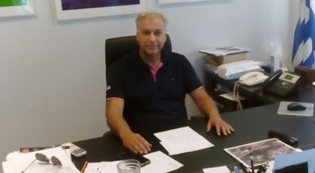 Υποψήφιος στο Νότιο Τομέα της Β' Αθηνών ο δήμαρχος Δάφνης- Υμηττού Μ. Σταυριανουδάκης