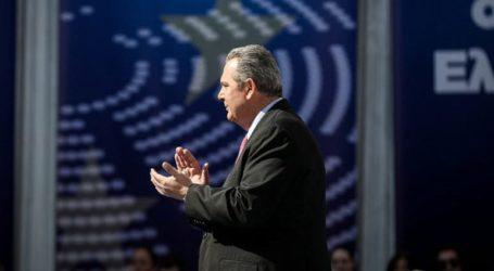 Καμμένος:«Ο Μαρινάκης είχε ζητήσεινα φύγω από την κυβέρνηση»
