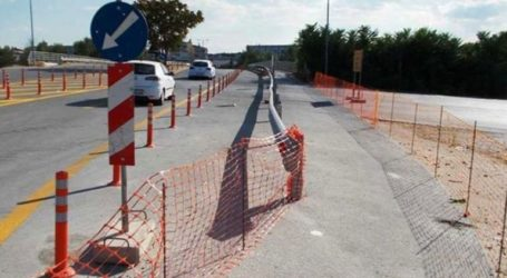Σε τροχιά υλοποίησης μεγάλο έργο οδοποιίας στην παλαιά Εθνική Οδό Ελευσίνας