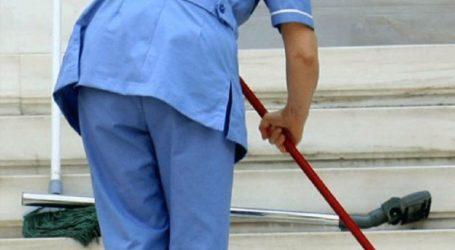 Παράταση των συμβάσεων εξετάζει το υπουργείο Υγείας για τις καθαρίστριες
