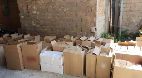 Χειροπέδες σε 45χρονο για λαθραία καπνικά προϊόντα που πουλούσε έξω από την ΑΣΟΕΕ
