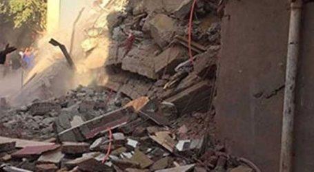 Πέντε νεκροί από την κατάρρευση κτηρίου