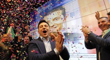 Συγχαρητήρια της Ουάσιγκτον στον Βολοντίμιρ Ζελένσκι