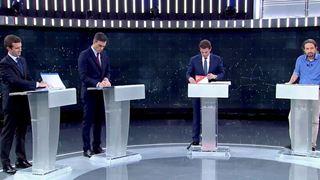 Χωρίς νικητή το πρώτο debate των πολιτικών αρχηγών