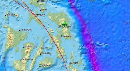 Σεισμός 6,3R στις Φιλιππίνες