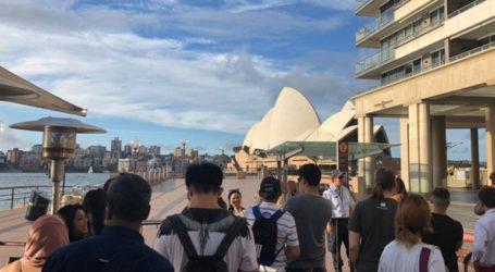 Εκατοντάδες άνθρωποι απομακρύνθηκαν από την Όπερα του Σίδνεϊ λόγω διαρροής αερίου