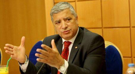 Για «αήθη» επίθεση κατά του Στ. Κυμπουρόπουλου κάνει λόγο ο πρόεδρος του ΙΣΑ Γ. Πατούλης