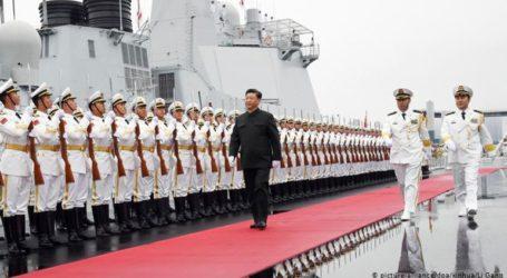 Η Κίνα παρουσίασε το νέο αντιτορπιλικό της