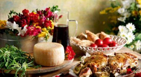Στα περυσινά επίπεδα το κόστος για το πασχαλινό τραπέζι